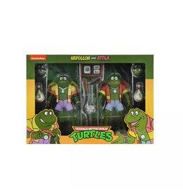NECA NECA Teenage Mutant Ninja Turtles Napoleon and Atilla 2 Pack Exclusive