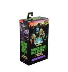 "NECA NECA TMNT Super Shredder 7"" Figure (30th Anniversary Exclusive)"