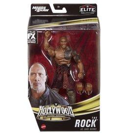 mattel WWE Hollywood Elite The Rock as Luke Hobbs Action Figure