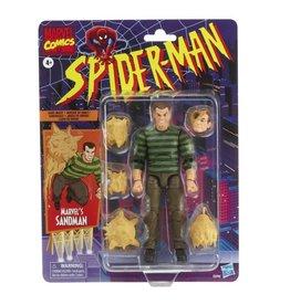 Hasbro Spider-Man Marvel Legends Retro Collection Marvel's Sandman