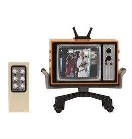 Basic Fun! Tiny TV Classics - Back to the Future Edition