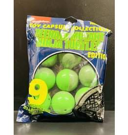 NECA NECA Toy Capsule Collectibles Teenage Mutant Ninja Turtles