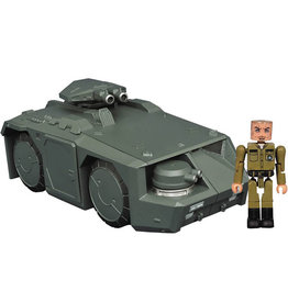 Diamond Select Toys Alien Minimates Deluxe Armored Personnel Carrier (APC) With Lt. Gorman
