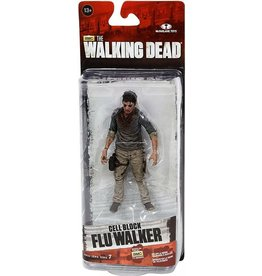 McFarlane Toys AMC's The Walking Dead Cell Block Flu Walker Action Figure