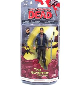McFarlane Toys The Walking Dead Comic The Governor Phillip Blake Action Figure