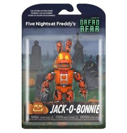 Funko Five Nights at Freddy's Curse of Dreadbear Jack-O-Bonnie Action Figure