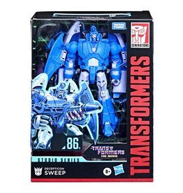 Hasbro Transformers Studio Series 86-10 Voyager Sweep