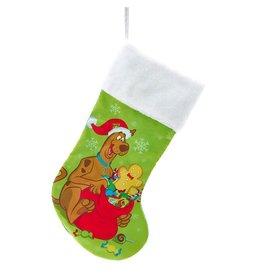 Kurt S. Adler Scooby-Doo with Present 19-Inch Stocking