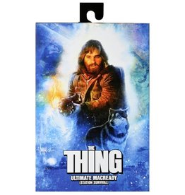 NECA The Thing Ultimate MacReady V2 (Station Survival) Figure