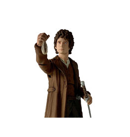 Diamond Select Toys The Lord of the Rings Select Wave 2 - Frodo Deluxe Action Figure with Sauron Parts