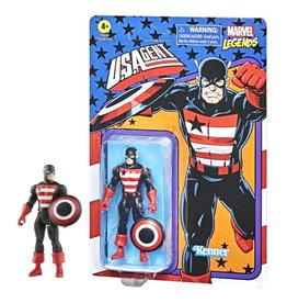 "Hasbro Marvel Legends - U.S. Agent - Vintage 3.75"" Action Figure"