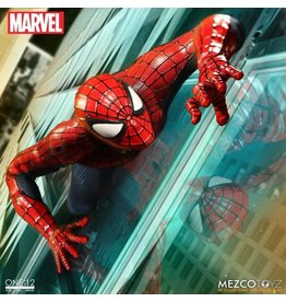 Mezco Marvel One:12 Collective Spider-Man Mezco