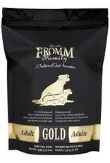 FROMM FAMILY FOODS LLC Fromm 5 Lb Dog Gold EA