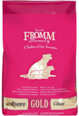 FROMM FAMILY FOODS LLC Fromm 5 Lb Dog Gold Puppy EA
