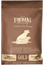 FROMM FAMILY FOODS LLC Fromm 5 Lb Dog Gold Weight mgmt EA