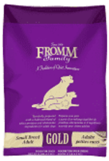 FROMM FAMILY FOODS LLC Fromm 5 Lb Dog Gold sm Breed EA