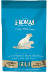 FROMM FAMILY FOODS LLC Fromm 33 Lb Dog Gold lg Breed Puppy EA