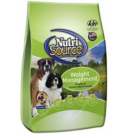 Nutrisource NS WGHT MANAGE 5LBS