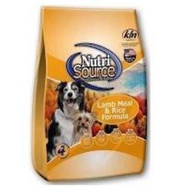 Nutrisource TUFP NTRSRC LMB/RC DOG 5#
