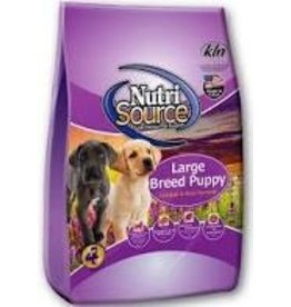 Nutrisource TUFFP LARGE BREED PUPPY DOG FOOD 5#