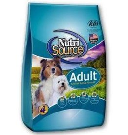 Nutrisource TUFP NTRSRC CKN/RC DOG 5#