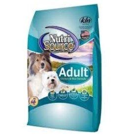 Nutrisource TUFP NTRSRC CKN/RC DOG 33#