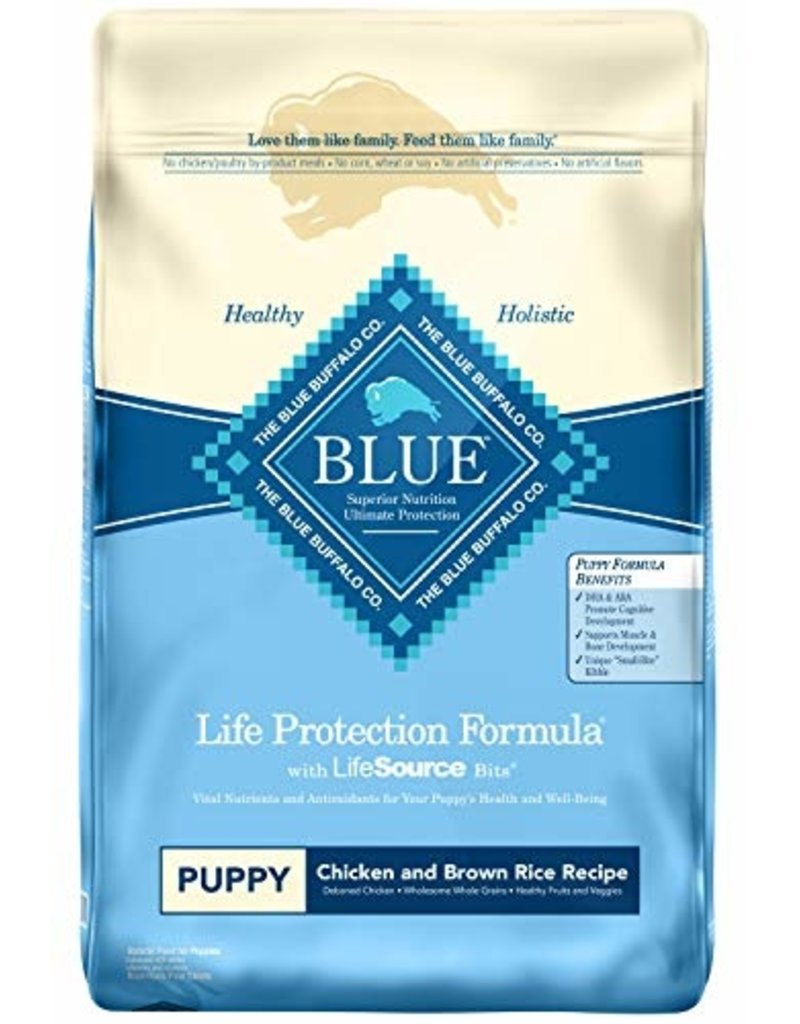 BLUE BUFFALO COMPANY BB CKN/BRRC PUP 30#