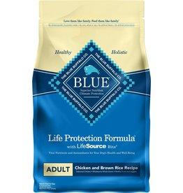 BLUE BUFFALO COMPANY 15# CHICKEN/B.RICE
