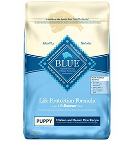 BLUE BUFFALO COMPANY BB 6lbs. Chick/B. Rice PUPPY
