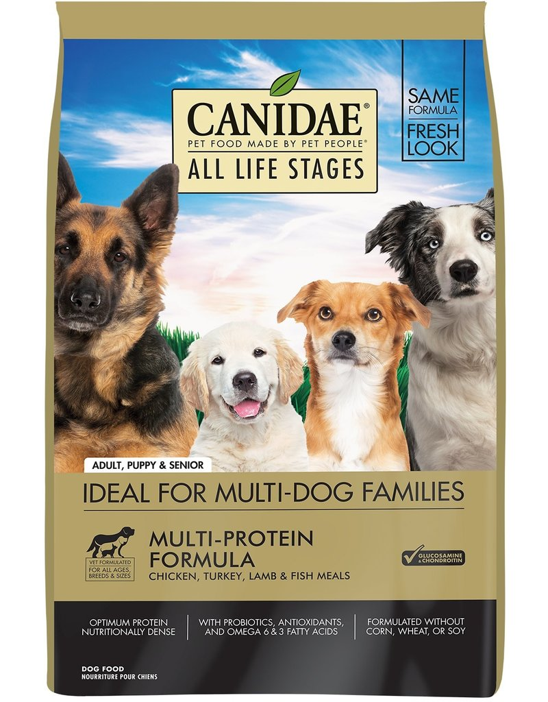 CANIDAE PET FOODS Canidae All Life Stages Dry Dog Food - 6/5 Lb.