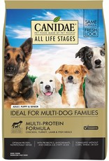 CANIDAE PET FOODS CANDIDAE MULTI PROTEIN 30LB