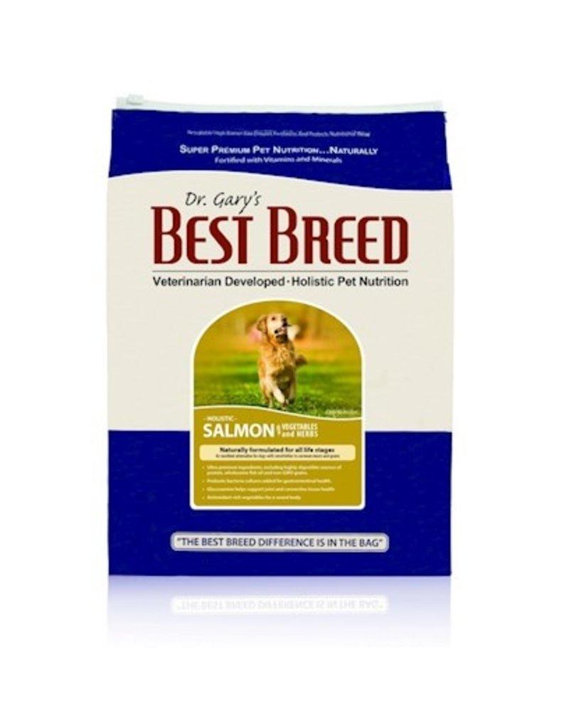 BEST BREED, INC. Best Breed 15 Lb Dog Salmon Veg and Herbs Holistic EA
