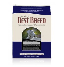 BEST BREED, INC. Best Breed 15 Lb Dog lg Breed Diet Holistic EA