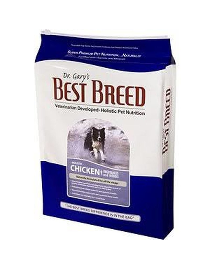 BEST BREED, INC. Best Breed 15 Lb Dog Chicken Veg and Herbs Holistic EA