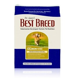 BEST BREED, INC. Best Breed 30 Lb Dog Salmon Veg and Herbs Holistic EA