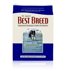 BEST BREED, INC. Best Breed 30 Lb Dog Chicken Veg and Herbs Holistic EA