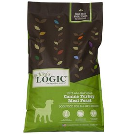 Nature's Logic NL 4.4 Lb Dog Dry Turkey Meal Feast EA