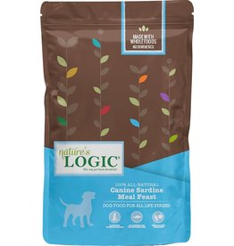 Nature's Logic NL 13 Lb Dog Dry Sardine Meal Feast EA