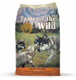 Taste of The Wild TOW 5 Lb Dog High Prairie Puppy EA