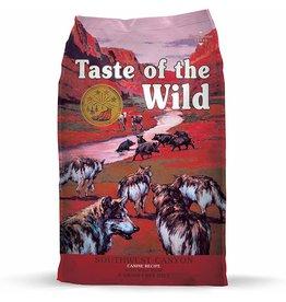 Taste of The Wild TOW 14 Lb Dog Southwest Canyon EA