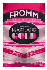 FROMM FAMILY FOODS LLC Fromm 4 Lb Dog Puppy Prairie Gold GF EA