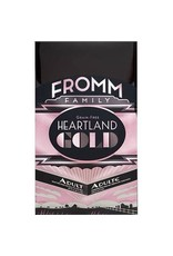FROMM FAMILY FOODS LLC Fromm 12 Lb Dog Adult Prairie Gold GF EA