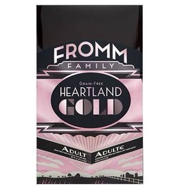 FROMM FAMILY FOODS LLC Fromm 26 Lb Dog Adult Prairie Gold GF EA