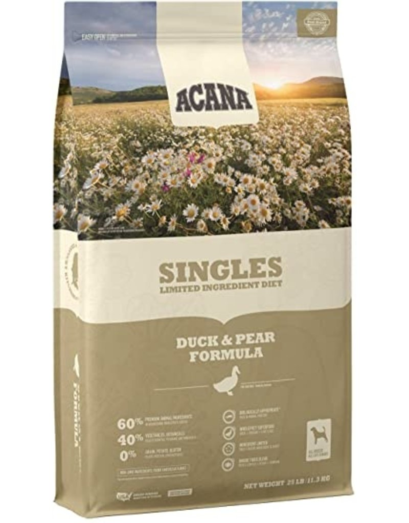 Acana AC Singles Duck Dog 4.5#