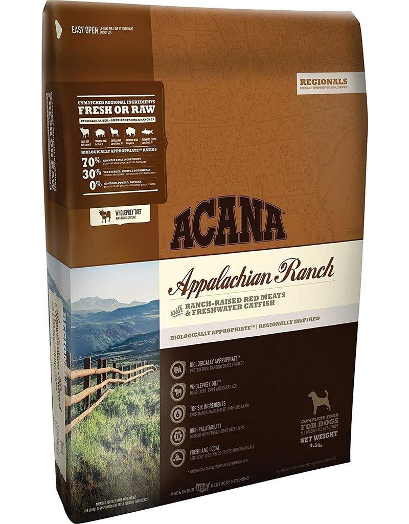 Acana AC Reg AppRanch Dog 4.5#