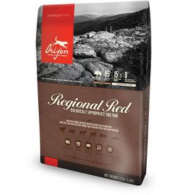 Orijen OR Dog Regional Red 25#