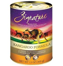 Zignature ZG Dog Kangaroo Food 13z