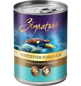 Zignature ZG Dog Whitefish Food 13oz