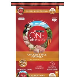 purina PURINA ONE 16.5LB. CHICKEN/RICE