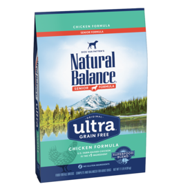 NATURAL BALANCE NB LB ULTRA CHICK GF 24LB